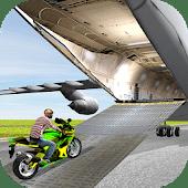icono Airplane Bike Transporter Plan