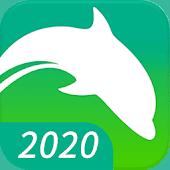 icono Navegador Web Dolphin Browser