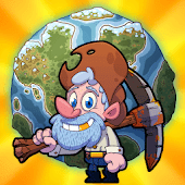 icono Tap Tap Dig - Idle Clicker Game
