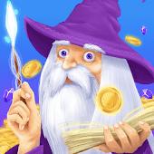 icono Idle Wizard School - Reunión de Magos
