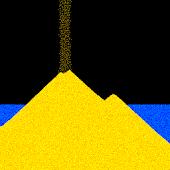 icono caja:arena