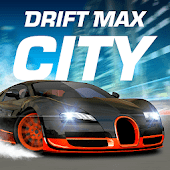 icono Drift Max City Car Racing