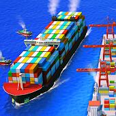 icono Sea Port: Construye Ciudades y Barcos en Simulador