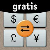 icono Conversor de Divisa Plus Gratis con AccuRate™