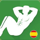 icono Entrenamientos de Abdominales
