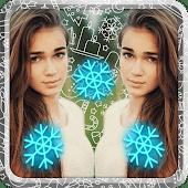 icono Editor de Fotos Espejo: Collage, Camara de Belleza