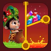 icono Gemmy Lands - Juegos Match 3 de gemas y joyas