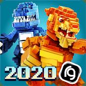 icono Super Pixel Heroes 2021